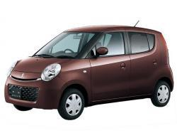 Suzuki, MR Wagon, II [2006 .. 2011] Hatchback, 5d, AutoDir