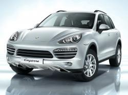 Porsche, Cayenne, II (958) [2010 .. 2014] Closed Off-Road Vehicle, 5d, AutoDir