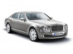 Bentley, Mulsanne, II [2010 .. 2017] Saloon, AutoDir