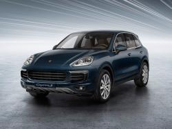 Porsche, Cayenne, II Restyling [2014 .. 2017] Closed Off-Road Vehicle, 5d, AutoDir