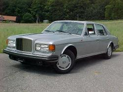 Bentley, Mulsanne, I [1980 .. 1993] Saloon, AutoDir