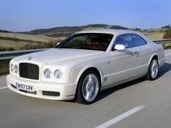 Bentley, Brooklands, II [2008 .. 2011] Coupe, AutoDir
