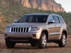 Jeep, Grand Cherokee, WK2 [2011 .. 2016] Closed Off-Road Vehicle, 5d, AutoDir