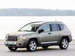 Jeep, Compass, MK [2006 .. 2010] Closed Off-Road Vehicle, 5d, AutoDir