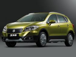 Suzuki, SX4, II (S-Cross) [2013 .. 2017] Closed Off-Road Vehicle, 5d, AutoDir