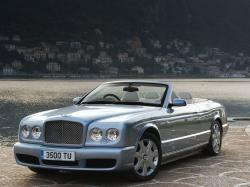 Bentley, Azure, II [2005 .. 2009] Convertible, AutoDir