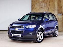 Chevrolet, Captiva, C140 [2011 .. 2017] [EUDM] Closed Off-Road Vehicle, 5d, AutoDir