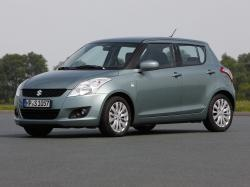Suzuki, Swift, V [2010 .. 2017] Hatchback, 5d, AutoDir