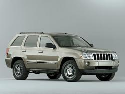 Jeep, Grand Cherokee, WK [2005 .. 2010] Closed Off-Road Vehicle, 5d, AutoDir