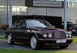 Bentley, Arnage, II [2002 .. 2009] Saloon, AutoDir