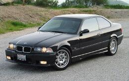BMW, 3 Series, III (E36) [1990 .. 2000] Coupe, AutoDir