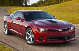 Chevrolet, Camaro, V Restyling [2014 .. 2015] Coupe, 2d, AutoDir