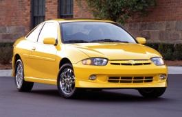 Chevrolet, Cavalier, III Restyling [2003 .. 2005] Coupe, AutoDir