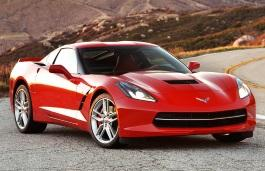 Chevrolet, Corvette, C7 Stingray [2014 .. 2017] Coupe, AutoDir
