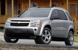 Chevrolet, Equinox, I [2005 .. 2009] Closed Off-Road Vehicle, 5d, AutoDir