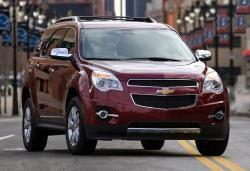 Chevrolet, Equinox, II [2010 .. 2017] Closed Off-Road Vehicle, 5d, AutoDir