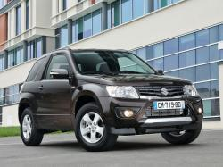 Suzuki, Grand Vitara, III Restyling [2012 .. 2014] Closed Off-Road Vehicle, 3d, AutoDir