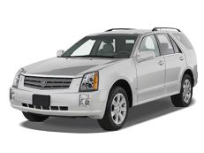 Cadillac, SRX, GMT265 [2003 .. 2009] [USDM] Closed Off-Road Vehicle, 5d, AutoDir