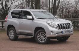 Toyota, Land Cruiser Prado, 150 Series Restyling [2013 .. 2017] Closed Off-Road Vehicle, 3d, AutoDir