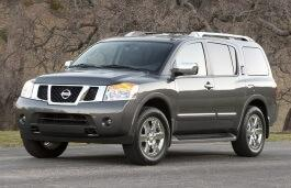 Nissan, Armada, I Facelift [2008 .. 2016] Closed Off-Road Vehicle, 5d, AutoDir