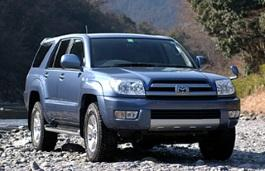 Toyota, Hilux Surf, IV [2002 .. 2005] Closed Off-Road Vehicle, 5d, AutoDir