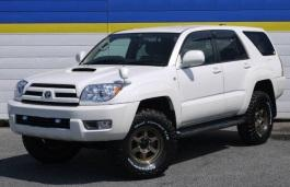 Toyota, Hilux Surf, IV Restyling [2005 .. 2009] Closed Off-Road Vehicle, 5d, AutoDir