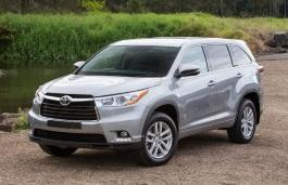 Toyota, Kluger, III (XU50) [2014 .. 2016] Closed Off-Road Vehicle, 5d, AutoDir