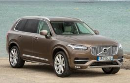 Volvo, XC90, II [2014 .. 2017] Closed Off-Road Vehicle, 5d, AutoDir