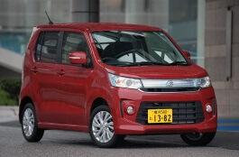 Suzuki, Wagon R Stingray, V Facelift [2014 .. 2017] [JDM] Hatchback, 5d, AutoDir