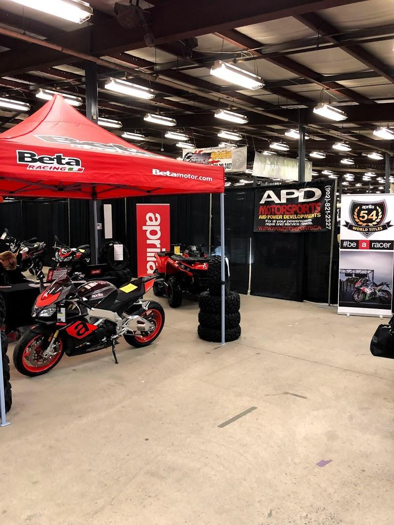 Concessionnaire de motos APD Motorsports Ltd à Glen Haven (NS) | AutoDir
