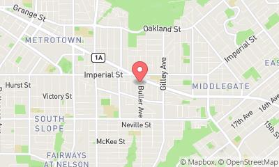 map, Nixon Automotive BMW Specialists