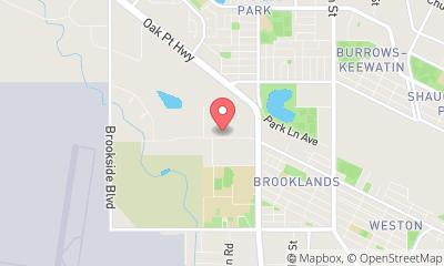map, Calmont Leasing Ltd- Winnipeg