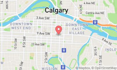 map, Calgary Towing - Tow Truck Service Calgary