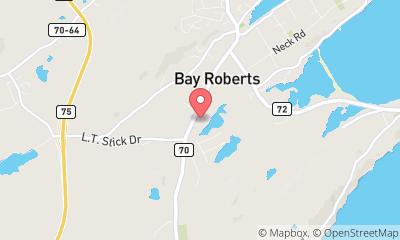 map, Avalon Ford Sales Bay Roberts